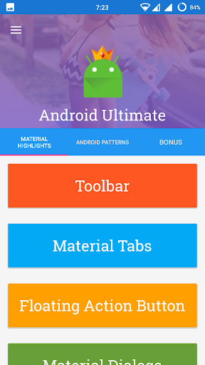Ultimate Template for Android