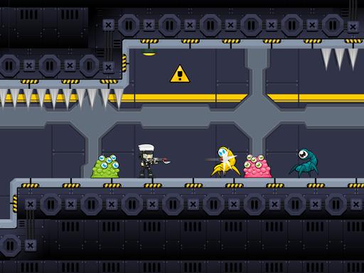 Code Triche Aliens 2D: Run & Gun APK MOD screenshots 5