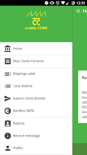 CRCento mobile CORE- miniatura screenshot