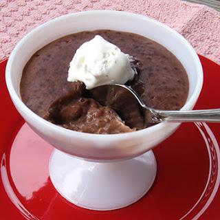 Chocolate Tapioca Pudding #Choctoberfest Recipe