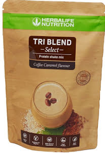 Tri Blend Select - Coffee Caramel