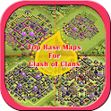 Top Maps for Clash of Clans icon