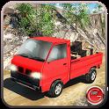 Mini Truck Transporter Cargo icon