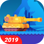 Tank Firing - FREE Tank Game icon