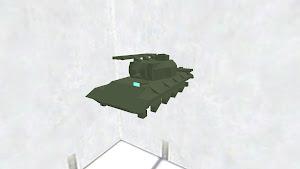 TC1型 中戦車(ミサイル発射装置付き)