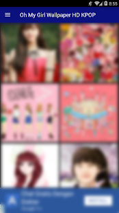 Oh My Girl Wallpaper HD KPOP - náhled