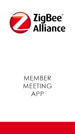 ZigBee Alliance Member Meeting