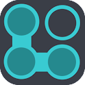Riddles Dots - Crazy Labyrinth icon