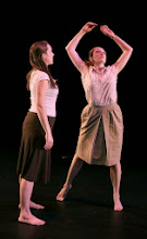 Photo: Journey On Choreography: Denise Purvis Dancers: Katherine Call and Chauntelle Lewis Photo by: Brian Passey