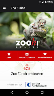 Zoo Zürich- screenshot thumbnail