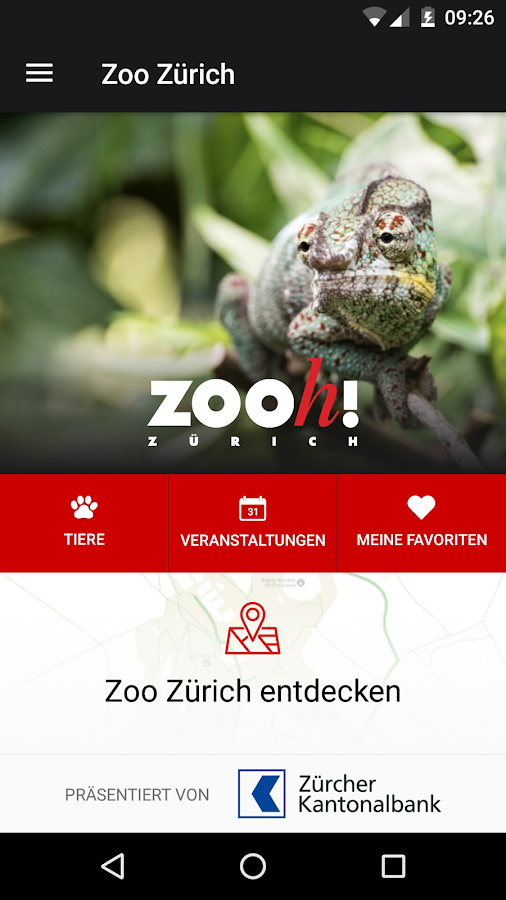 Zoo Zürich- screenshot