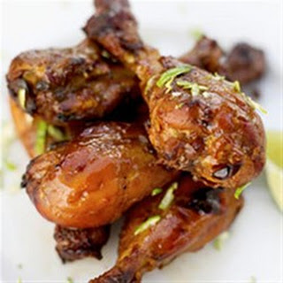 Clamato® Baked Chicken Legs