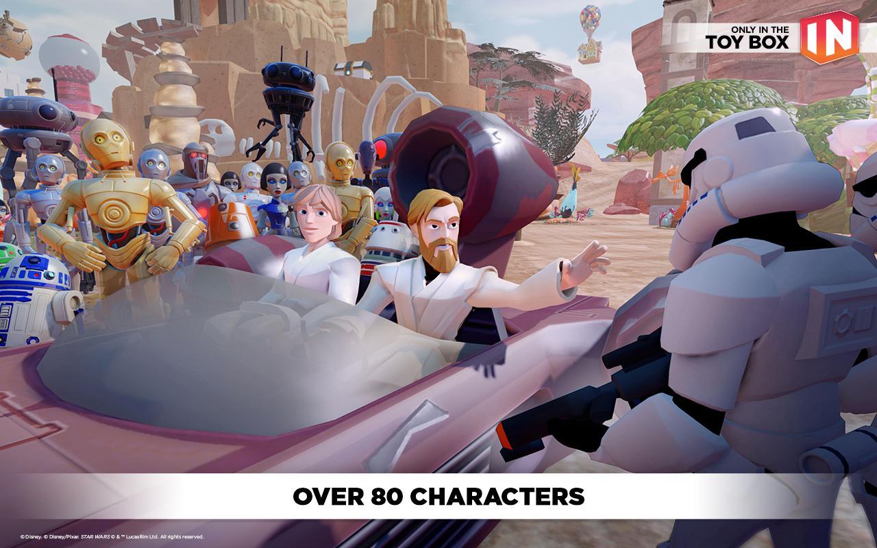 Disney Infinity: Toy Box 3.0 screenshot #3