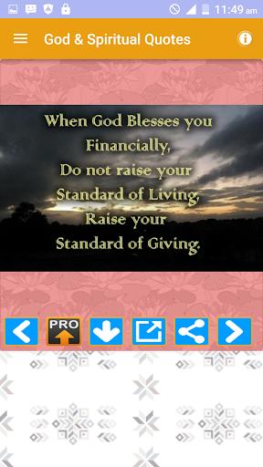 God Spiritual & Faith quotes 2.5 screenshots 6