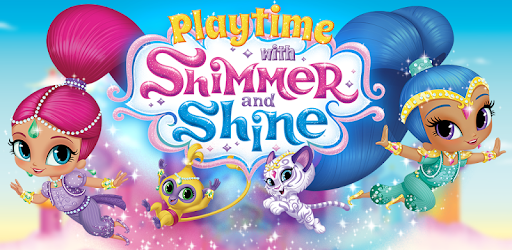 Playtime With Shimmer Shine Apps On Google Play