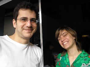 Photo: Sérgio Mello e Dona Faleiros