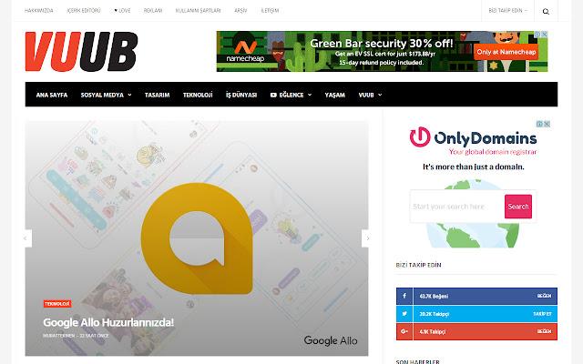 VUUB.net