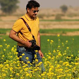 Shooter by Ghazan Joyia - People Professional People