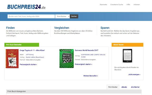 Bücher Suche (Deutschland)