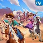 Westbound: Build Cowboys West icon