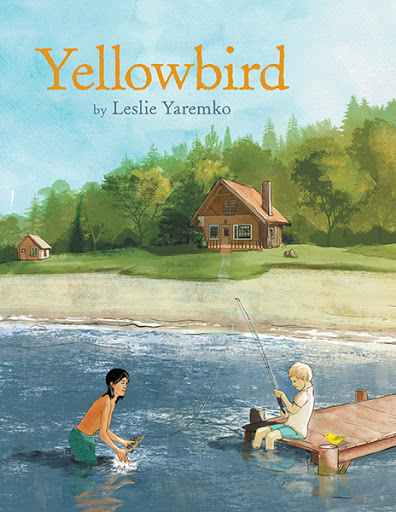 Yellowbird cover