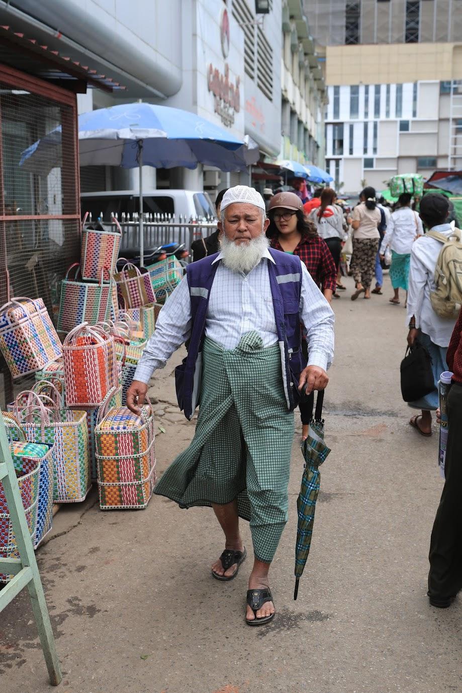 12일. 미얀마의 이방인들 – 미얀마의 무슬림