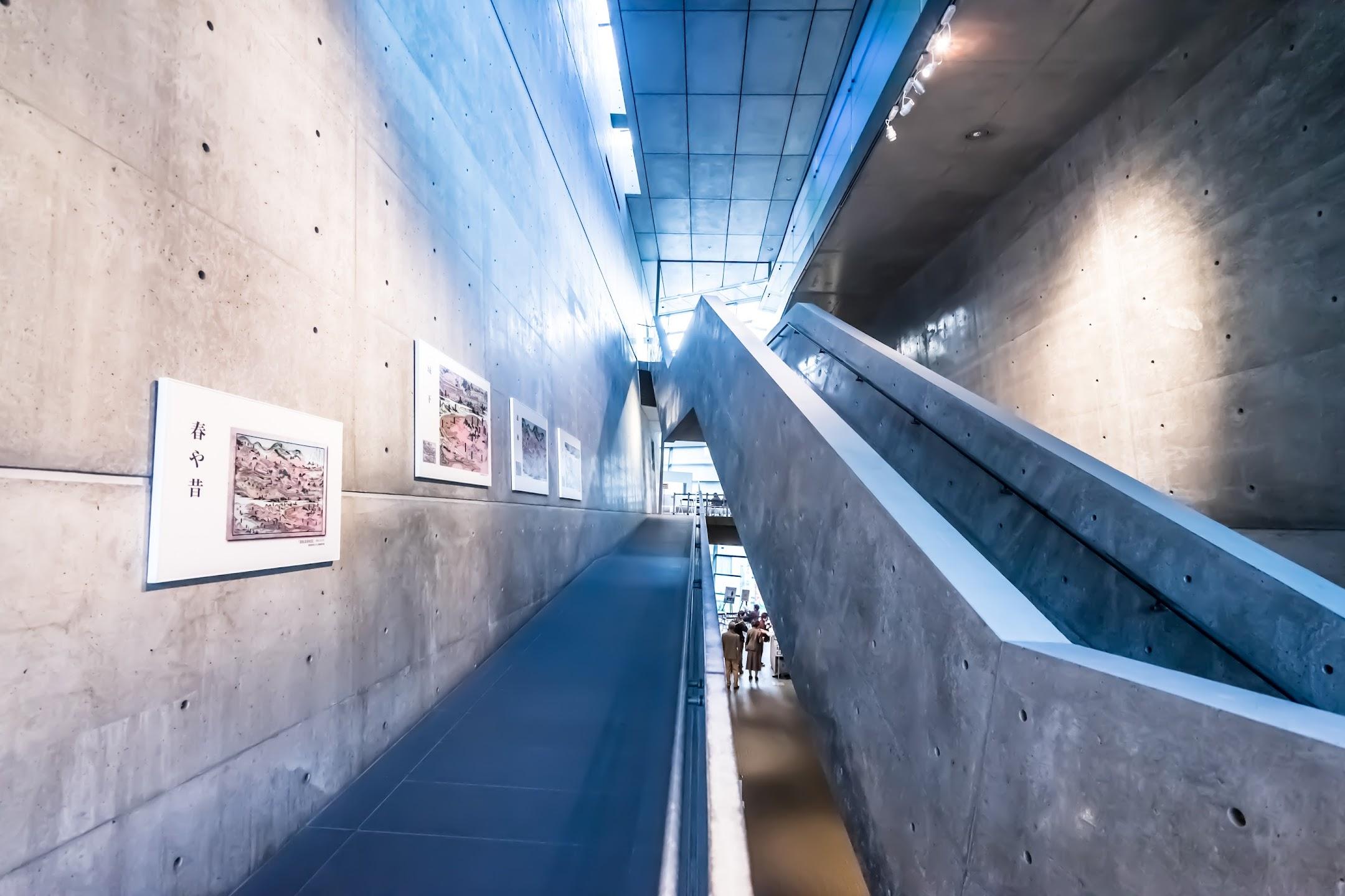 Saka no Ue no Kumo Museum8