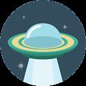 Whack a UFO icon