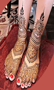 Stylish Mehndi - náhled