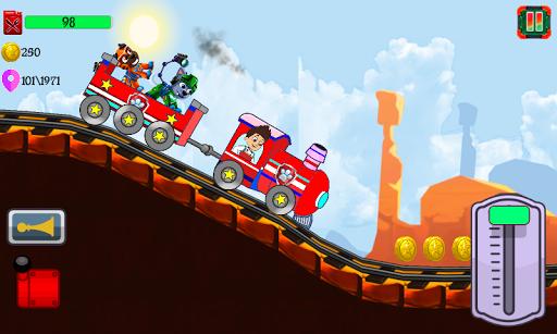 Paw Puppy Train Adventures 3.0 screenshots 6