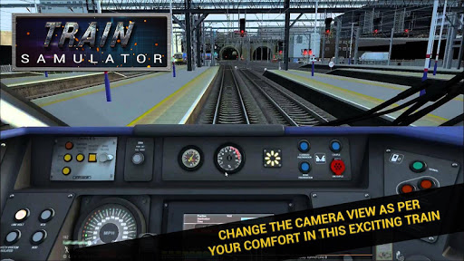 Train Simulator Game 2018 1.0 screenshots 2