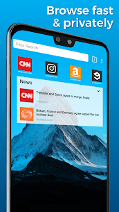 Cliqz – the Privacy Browser App Download For Android and iPhone 1