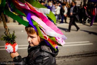 Photo: lipnica murowana, niedziela palmowa, konkurs palm;