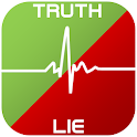 ⚖ Lie Detector - Fingerprint Scanner Prank icon