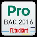 Bac PRO 2016 avec l'Etudiant icon
