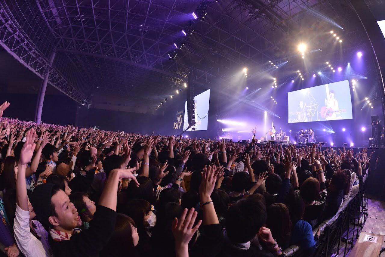 【迷迷現場】COUNTDOWN JAPAN 18/19 sumika 站上主舞台EARTH STAGE夢想成真 「感動得一直很想哭」