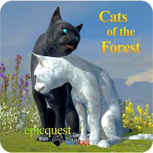 Cats of the Forest for PC and MAC