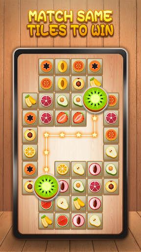 Tile Connect - Free Tile Puzzle & Match Brain Game 1.4.1 screenshots 5