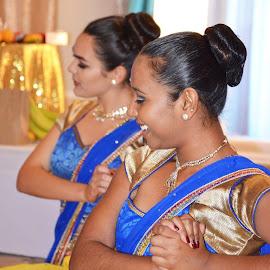 Dancing at indian wedding by Bhukya Deepika - Wedding Other ( dancing, indian wedding )