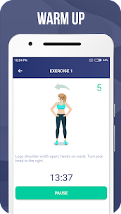 Warm Up Exercises 1.8 APK with Mod + Data 1