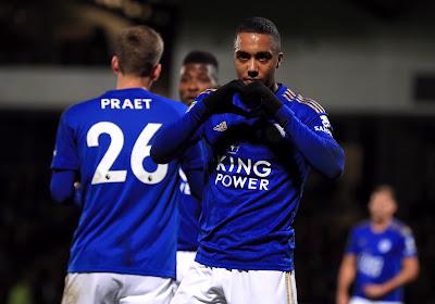 """Un journaliste britannique élogieux envers un des Diables de Leicester : """"Sans lui, l'équipe ne serait pas à son meilleur niveau"""""""