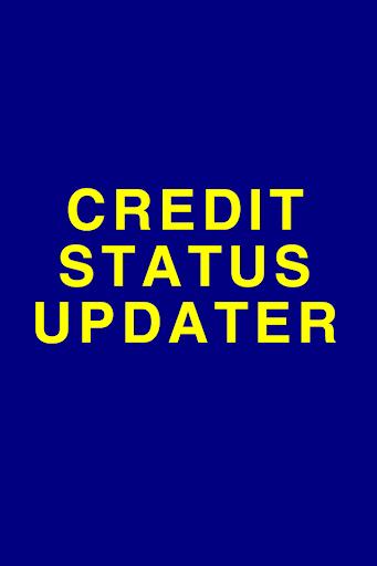 Credit Status Updater