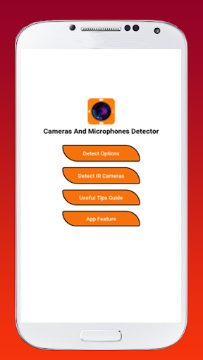 Detect Hidden Cameras And Microphones X App Report on Mobile Action