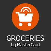 Groceries by MasterCard