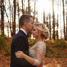 Wedding photographer Kseniya Razina (razinaksenya). Photo of 21.10.2017