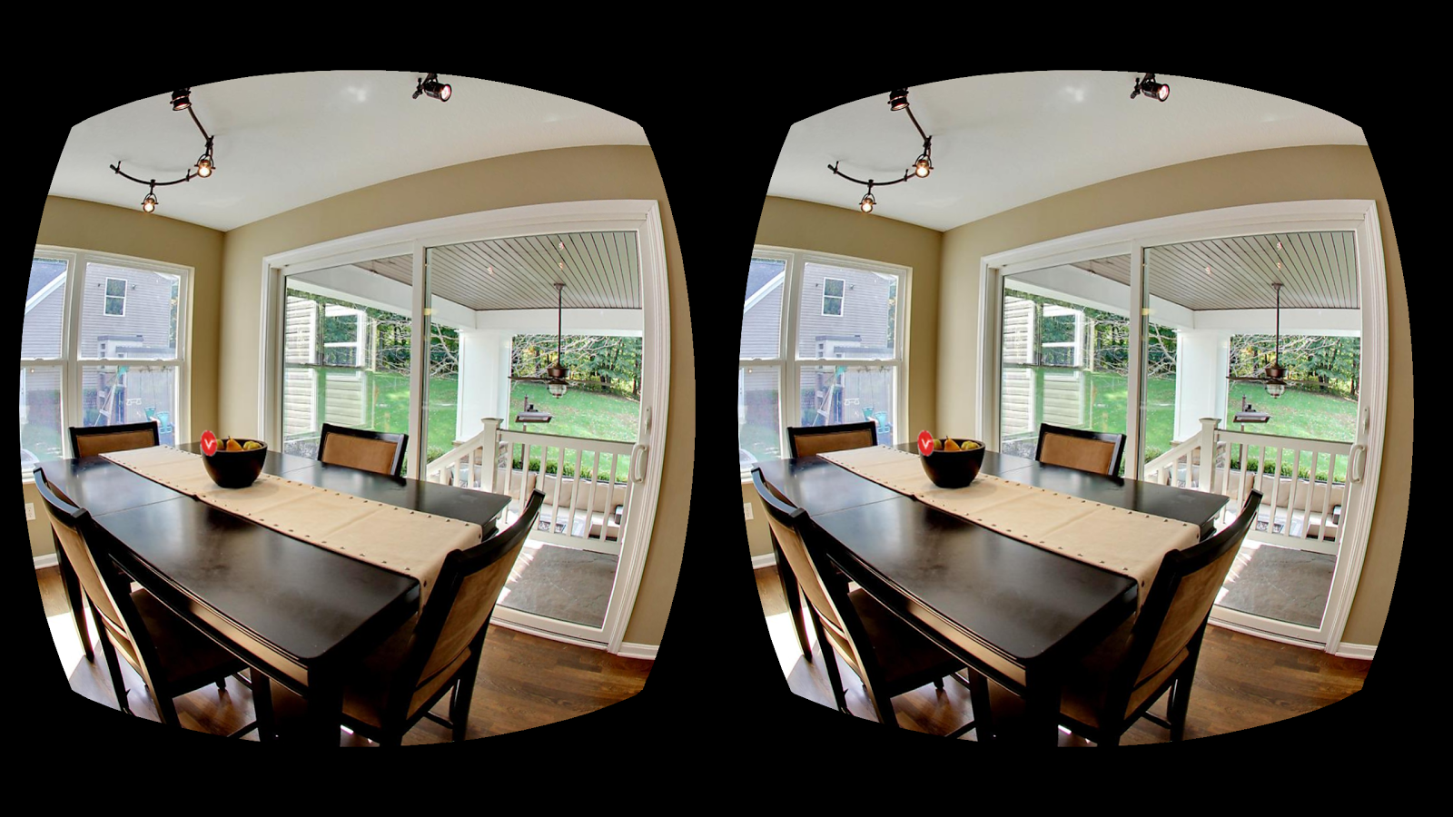Realvision VR for Cardboard- screenshot