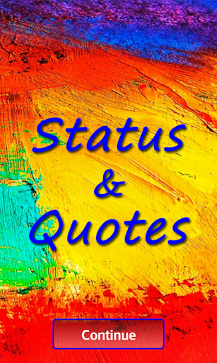 Status And Quotes