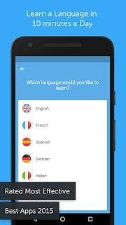 busuu - Easy Language Learning screenshot 00