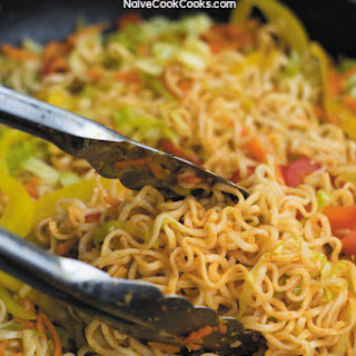 Chow Mein Noodle Salad Recipes