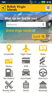 British Virgin Islands YP screenshot 2